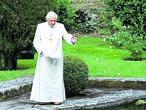 Así fue el día en el que el Papa Benedicto XVI anunció su renuncia al Pontificado