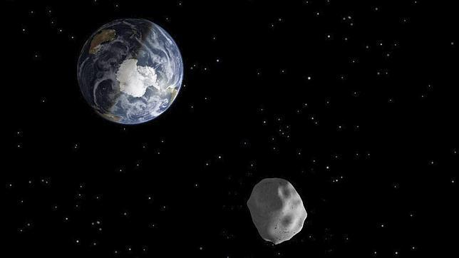 ¿Puede el asteroide del viernes chocar contra la Tierra en el futuro?