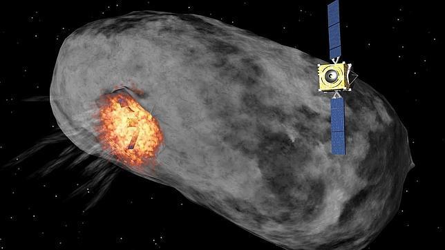 Siete maneras de librarnos de un asteroide