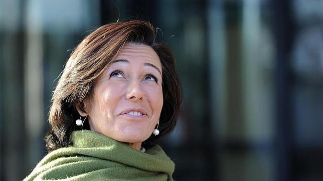 Ana Patricia Botín, la tercera mujer más poderosa en Reino Unido