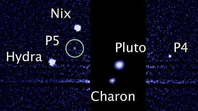Ponle nombre a las nuevas lunas de Plutón