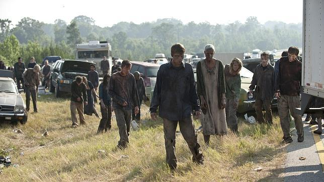The Walking Dead rompió record