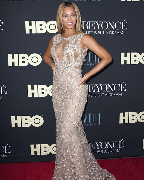 Beyoncé brilla en la presentación de su documental para la HBO, «Life is but a dream»