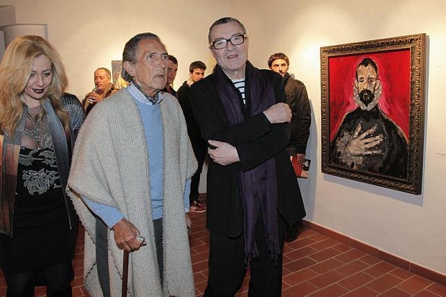 Villa-Toro revisa a los clásicos en su muestra pictórica «Classical»