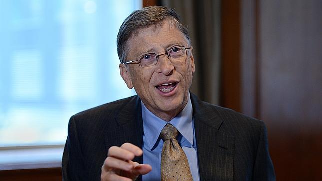 Bill Gates, el hombre rico que dedicó su fortuna a la filantropía