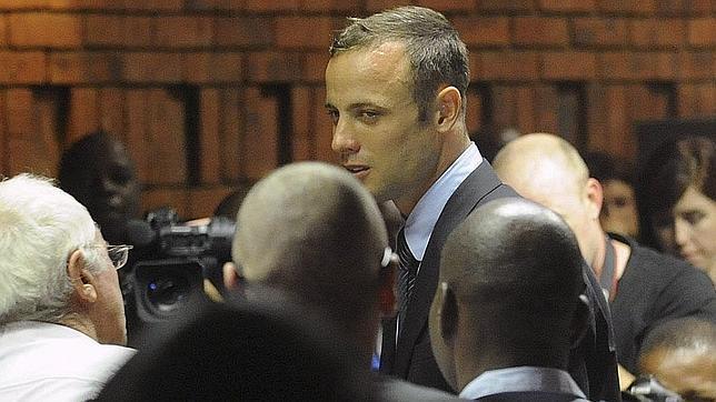 Oscar Pistorius, paranoico y amante de las armas