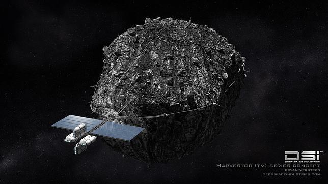 El asteroide que pasó de largo
