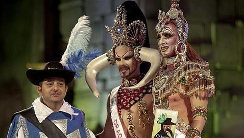 Drag Xoul, elegido Drag Queen 2013 del Carnaval de Las Palmas de Gran Canaria