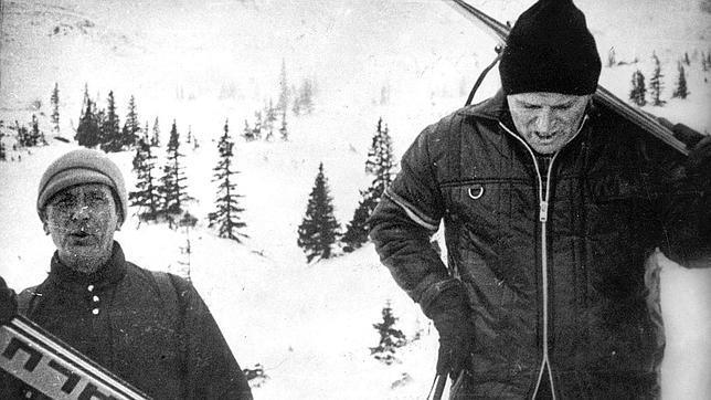 Juan Pablo II durante una de sus escapadas a la montaña para practicar esquí alpino en Zakopane, cerca de Cracovia