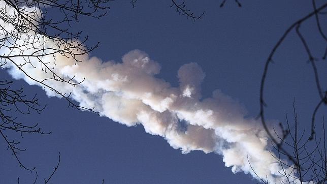 El meteorito caído en Rusia liberó una energía 30 veces mayor que la bomba de Hiroshima