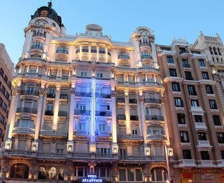 los diez mejores hoteles de madrid seg n los internautas