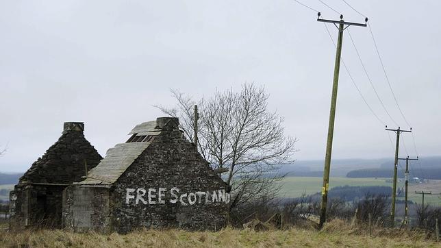 La quimera «amable» del independentismo escocés