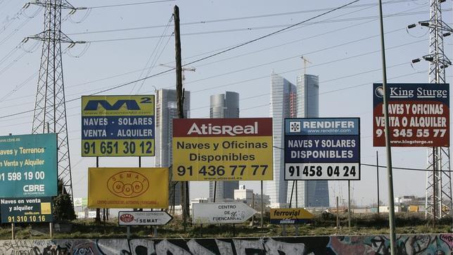 La crisis deja vacías el 17,4% de las naves logísticas de Madrid y Barcelona