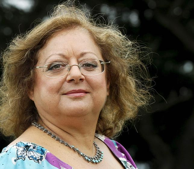 Cristina García Rodero, en una imagen de archivo