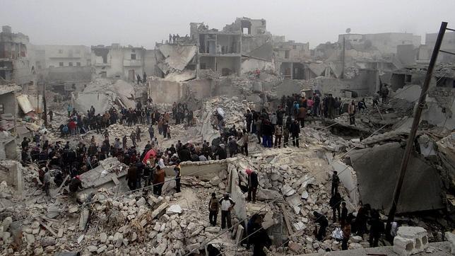 Assad presume de que ganará la guerra en Siria