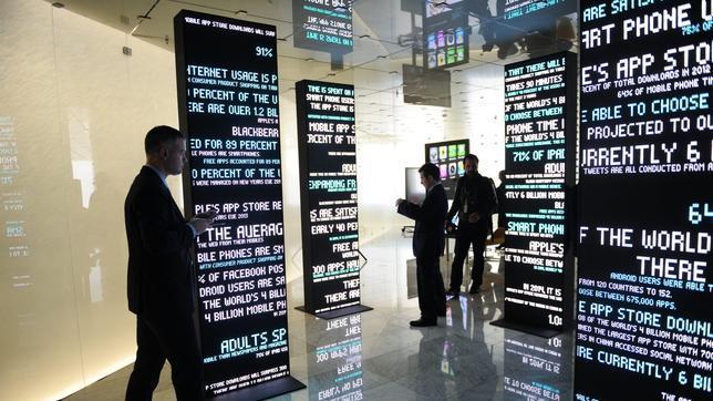 MWC 2013: Barcelona, la «meca» de las aplicaciones para móviles
