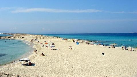 playas top espana