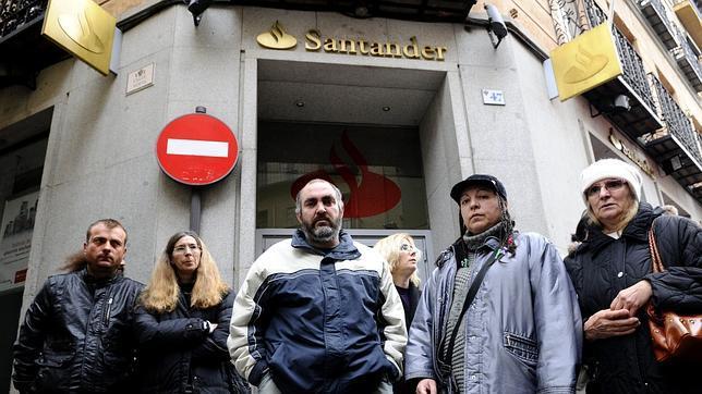Una familia logra que se aplace la subasta de su piso en for Subastas de pisos en madrid