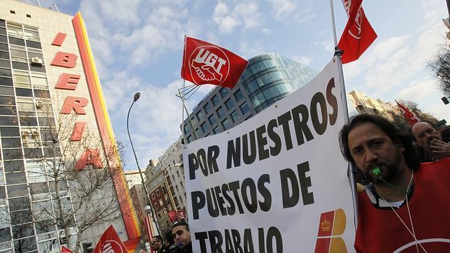 Los ERE aumentaron un 56,3% en 2012 y los trabajadores afectados, un 31,5%