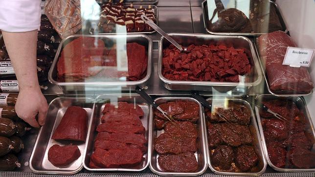 Carne de potro, sabrosa y sana