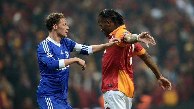 La UEFA admite el recurso del Schalke por Drogba
