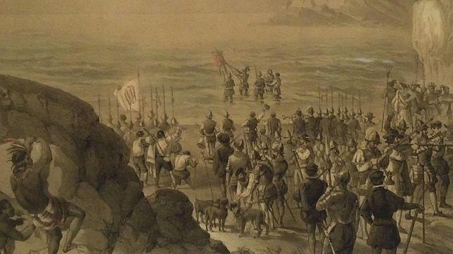 Núñez de Balboa, el extremeño que descubrió la inmensidad del Pacífico