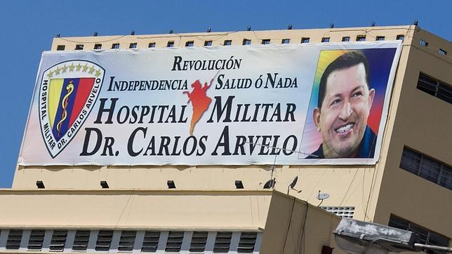 Hugo Chávez continúa padeciendo insuficiencia respiratoria