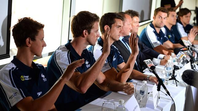 Seis nadadores australianos admiten el uso de sedantes antes de los Juegos Olímpicos