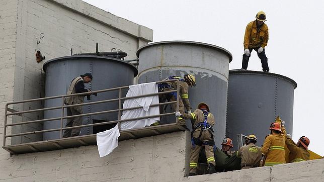 Descubren un cadáver en la cisterna de un hotel por el mal sabor del agua