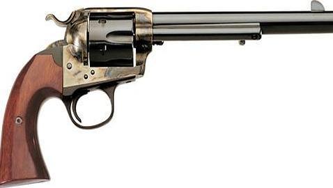 Se buscan dos revólveres del siglo XIX, perdidos en el Ayuntamiento de Madrid