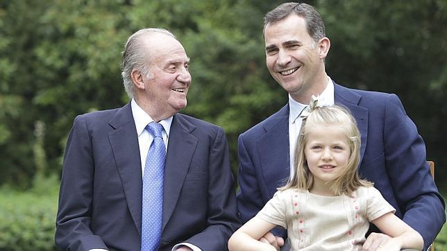 La española es la Familia Real más antigua de Europa