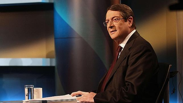 El presidente electo de Chipre quiere un acuerdo con la  «troika»