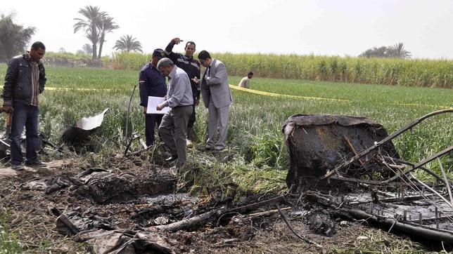 Mueren 18 turistas en un accidente de globo aerostático en Luxor