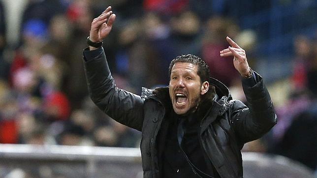 Simeone: «Nuestro partido va a ser más lindo que el Barça-Madrid»