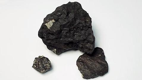 Hallan un fragmento del «meteorito de Chebarkul» del tamaño de dos puños - ABC.es