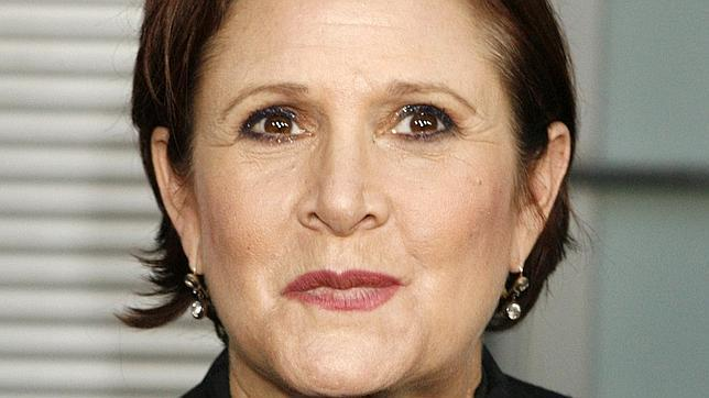 La princesa Leia, hospitalizada por su trastorno bipolar
