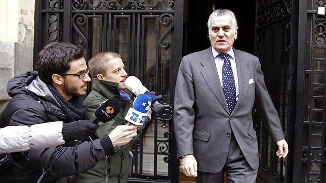 El PP será llamado a alcanzar un acuerdo de conciliación por la demanda de Bárcenas