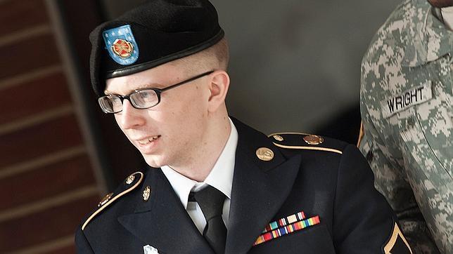 El Pentágono comienza a publicar archivos del proceso contra el soldado Manning