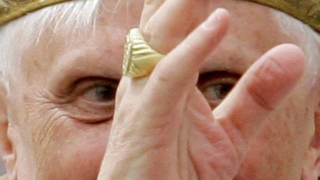 El anillo del Pescador no será destruido, será «anulado»