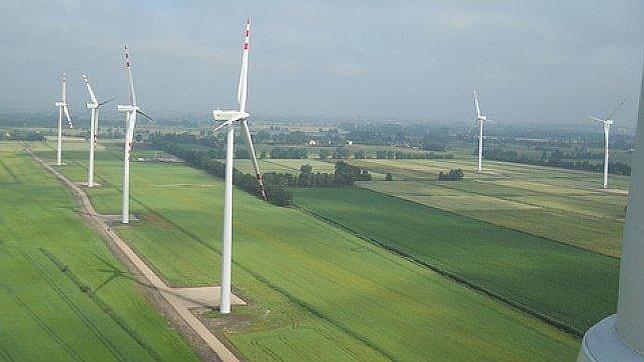 Iberdrola vende sus cinco parques eólicos en Polonia por 203 millones de euros