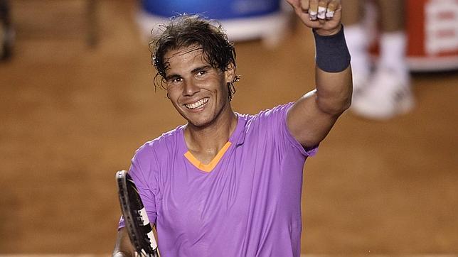 Nadal vence al argentino Schwartzman y avanza a octavos de final en Acapulco