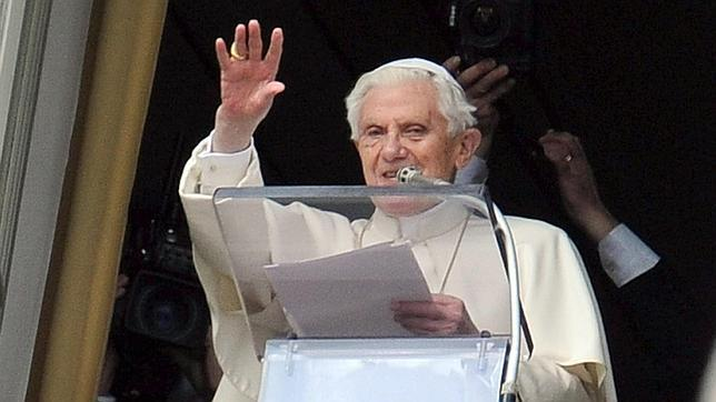 La agenda de las últimas 48 horas de Benedicto XVI como Papa