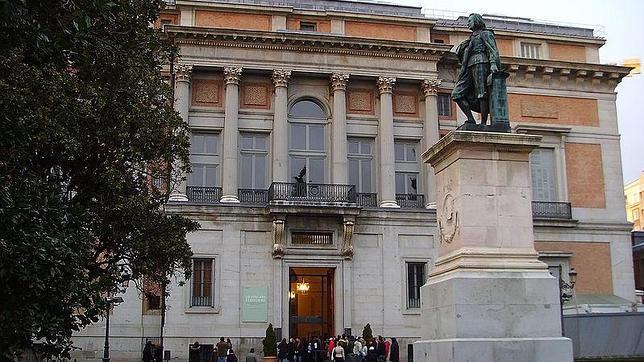 El museo del Prado en Madrid abre gratis las tarde de martes a domingos por la mañana