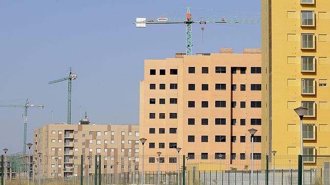 La construcci n de viviendas se desploma en 2012 hasta su - Empresas de construccion en sevilla ...