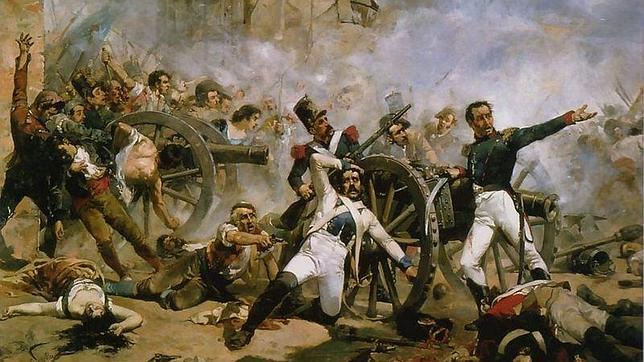 Daoíz y Velarde, los héroes que murieron el 2 de mayo luchando por España