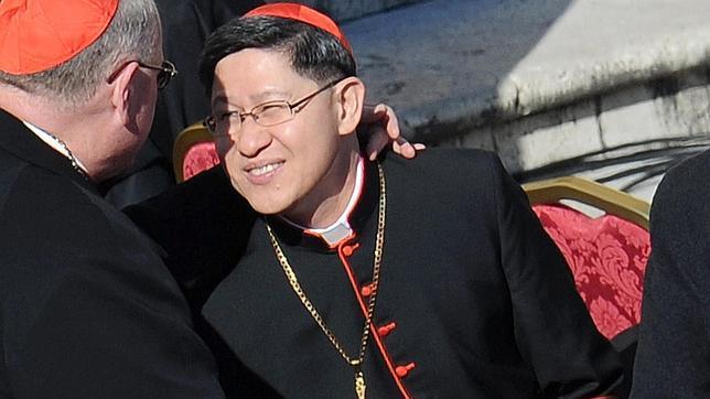 Luis Antonio Tagle (Filipinas) 55 años