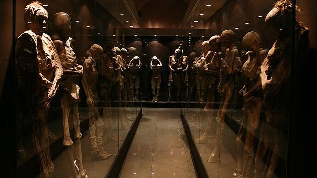 Museo de las momias de Guanajuato (México)
