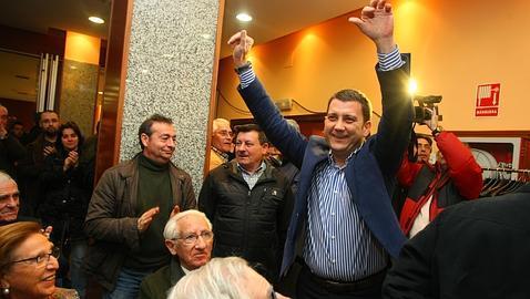 Ponferrada saldrá hoy a la calle en apoyo a Riesco ante la moción