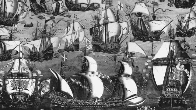Un grupo de gallegos busca el mayor barco de la Armada Invencible hundido en aguas ferrolanas