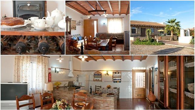 b9cfc8beef6df Quince buenas casas rurales cerca del Mediterráneo
